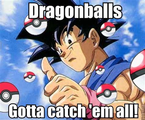 Goku Meme - dragon ball pee goku face memes