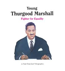 thurgood marshall biography in spanish first start 174 biography young thurgood marshall by eric