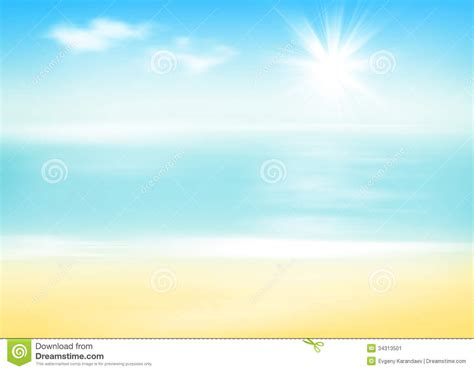 3d Houses For Sale beach and sea with sunny sky stock image image 34313501