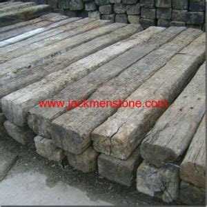 Railway Sleepers Wood Type by China Used Reclaimed Railway Wood Sleepers China Wood