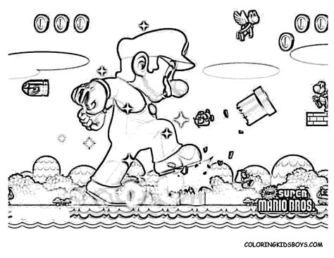mario coloring pages for adults mario kart coloring pages for kids free large images