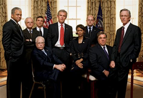 Bush Administration Cabinet by Condoleezza Rice Blindie