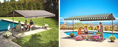 Sunsetter Oasis Freestanding Awning by Sunsetter Oasis Freestanding Awning