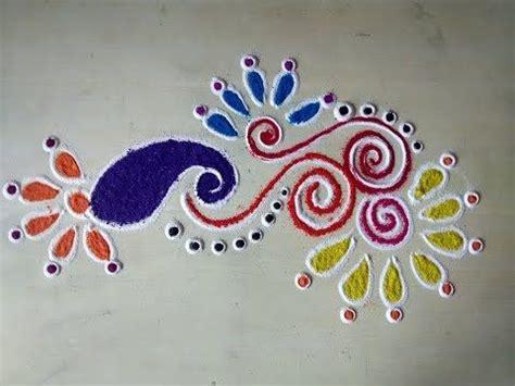 Rangoli Pattern Youtube   youtube rangoli designs and watches on pinterest