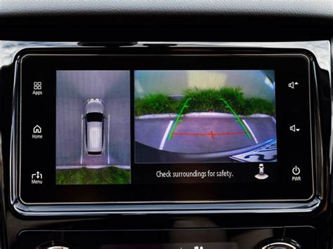 Kaca Spion Mobil Outlander parkir mundur pajero sport dakar 4x4 tak perlu lihat kaca
