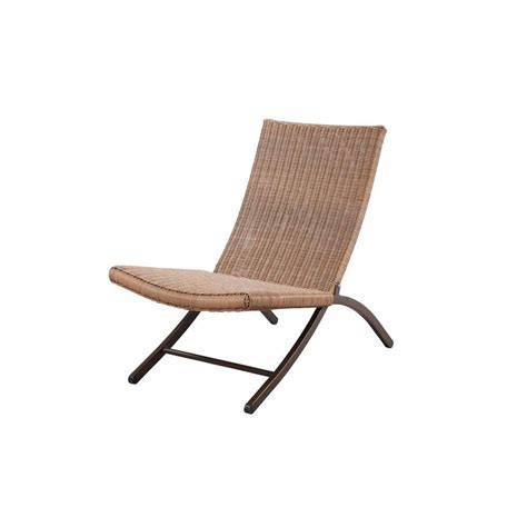 woven patio chair woven patio folding chair dy10103a 1 the home depot