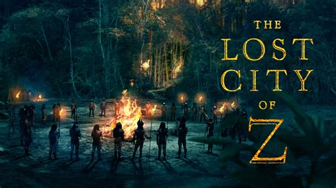the lost trailer the lost city of z official hd trailer