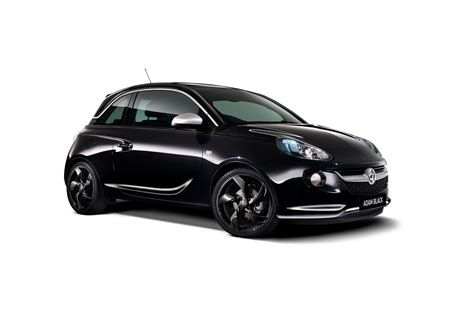 vauxhall adam vauxhall s adam black and white editions now available in