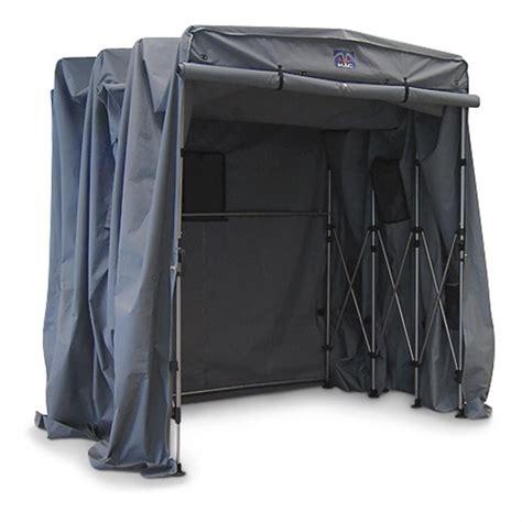 Foldable Shed by Mac Automotive 174 9x6 Foldable Storage Shed 160247 Sheds