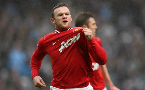 wayne rooney manchester united  performa terbaik