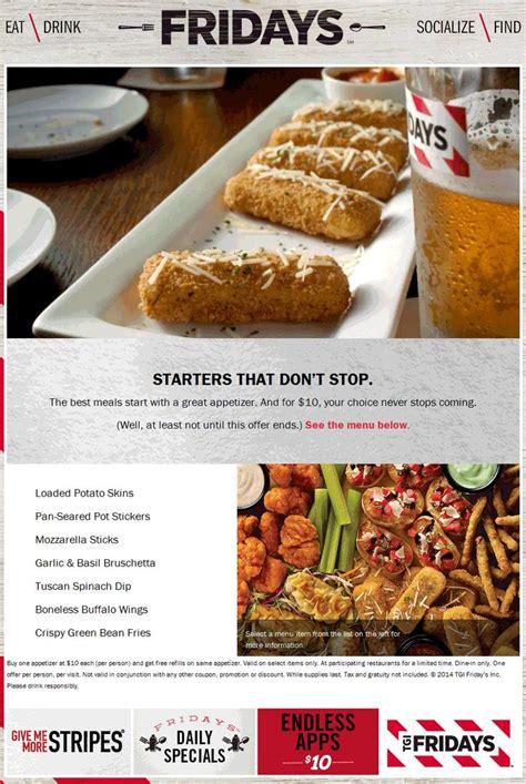 tgif frozen food printable coupons best 25 tgi fridays coupons ideas on pinterest tgi