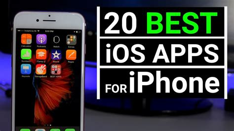 best apps for iphone top 20 best ios apps for iphone 2017 must have youtube
