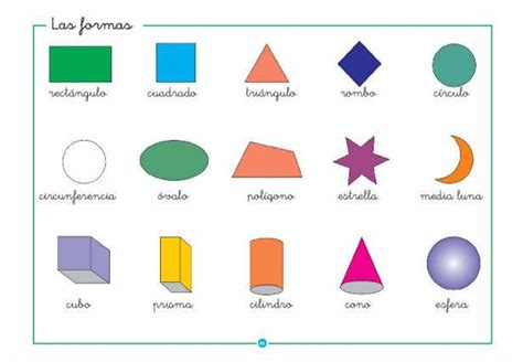 figuras geometricas mas comunes las figuritas de la se 241 o a figuras geom 233 tricas en hoja a4