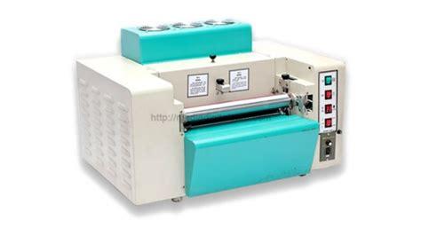 Mesin Laminating Press mesin laminasi high press standart 38 cm ud wijaya