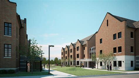 university appartments graduate housing central michigan university