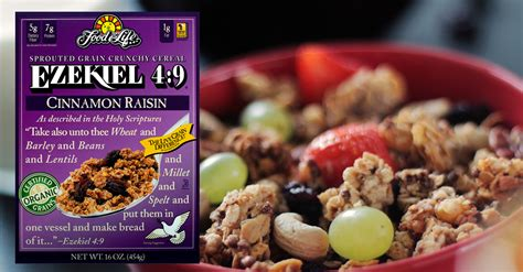 a whole grain cereal healthy whole grain cereal food for