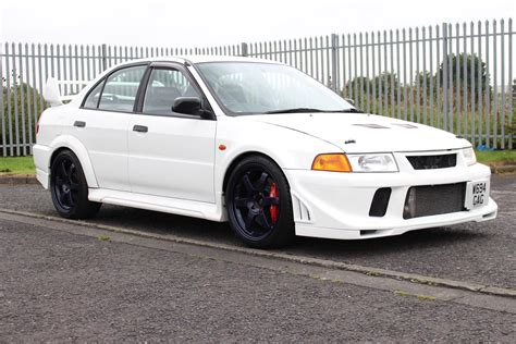 mitsubishi lancer evo 6 2000 mitsubishi lancer evo 6 tommi makinen rs