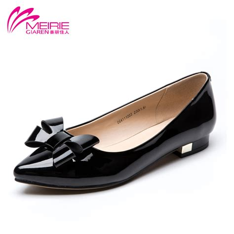 comfortable flats shoes meirie s 2016 new arrival brand work flats