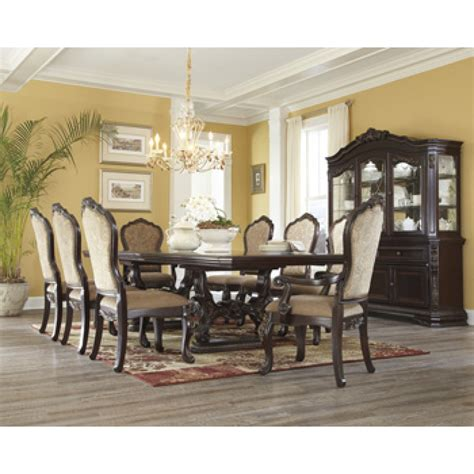 ashley dining room furniture set ashley furniture dining rooms marceladick com