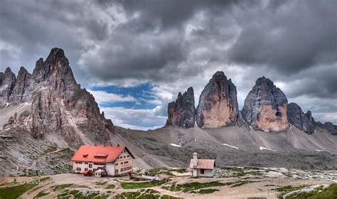 dolomite mountains xo private alta via 4 trek dolomites hiking dolomite mountains