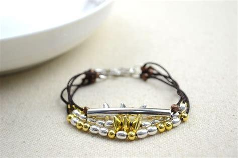 Handmade Ring Ideas - handmade jewelry ideas hemp bracelet patterns for