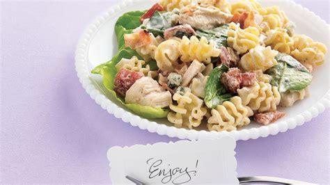 mexican macaroni salad recipe from pillsbury com chicken gorgonzola pasta salad recipe from pillsbury com