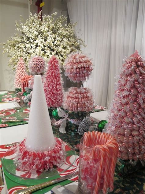 how to do a christmas candy sunday centerpiece 38 inspired decorations