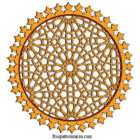 decorative geometric design geometric decorative islamic art ornament vector design
