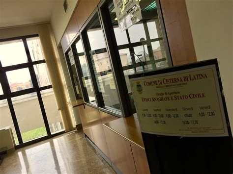 comune di formia ufficio anagrafe cisterna assenso donazione organi sulla carta d identit 224