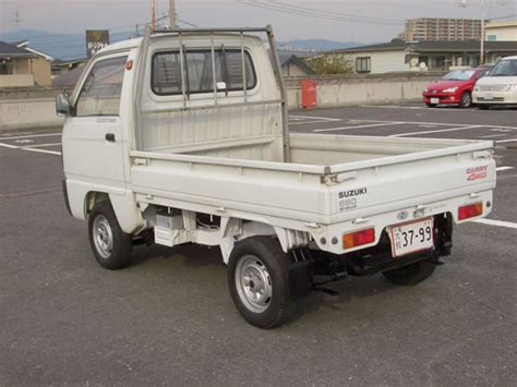 Suzuki Carry Up Suzuki Carry 4wd Up Motoburg