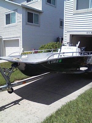flats boats for sale treasure coast ski barge boats for sale