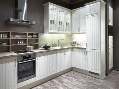 Finish Kitchen Cabinets Image To U