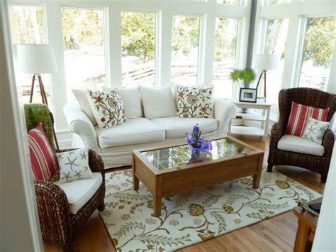 4 Season Sunroom Furniture Furnishing A Sunroom Published On September 30 2014 At