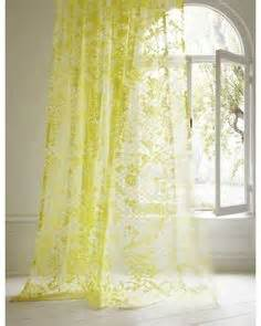 Soft Yellow Curtains 1000 Images About Voile Curtains On Voile Curtains Curtains And Serin