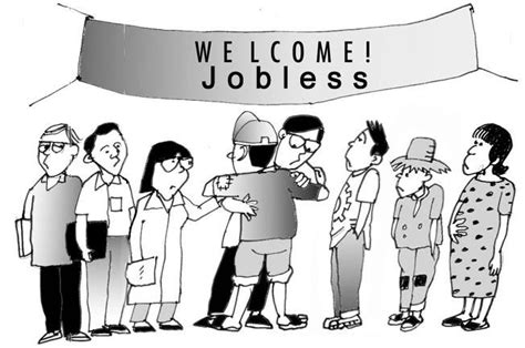 Drawing Unemployment by K To 12 Won T Solve High Unemployment Among Educated Workers