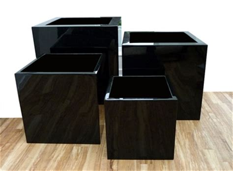 grp cube planters