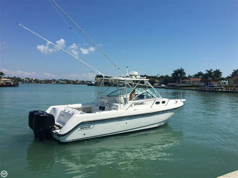 used boston whaler boats used boston whaler boats for sale 13 boats