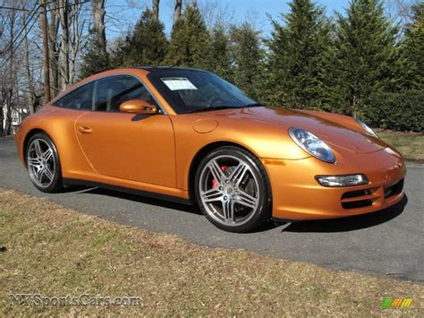2007 porsche 911 4s for sale 2007 porsche 911 targa 4s in nordic gold metallic photo 8