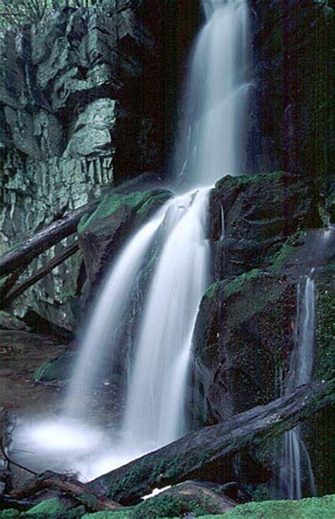 smoky mountain waterfalls baskins falls