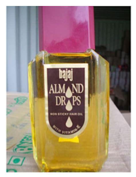 bajaj almond hair hair bajaj almond drops non sticky hair review
