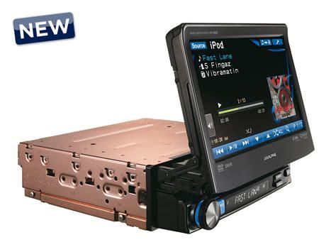 iva 10 mobili alpine iva d800r mobile media station 1 din