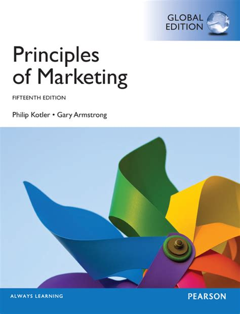Principles Of Economics Asia Global Edition principles of marketing 15e by kotler armstrong 15th