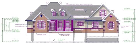 Professional Floor Plan softplan 2016 new features elevations and cross sections