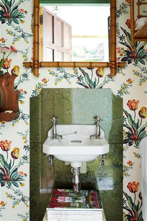 small bathroom wallpaper ideas 25 best ideas about bamboo wallpaper on pinterest