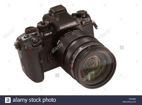 Kamera Olympus Em1 olympus om d e m1 kamera stockfoto bild 65200114 alamy