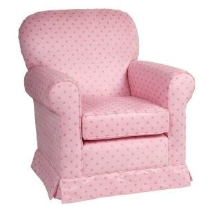 Pink Glider Chair by Pink Polka Dot Glider Rocker Pink Pink Pink