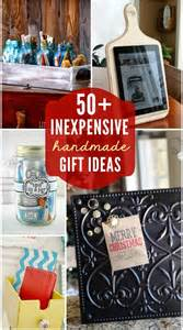 50 inexpensive diy gift ideas diy craft projects