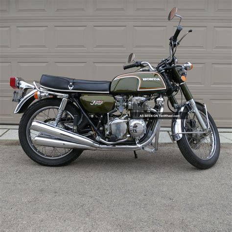 1973 honda 350 four 350cc four cylinder