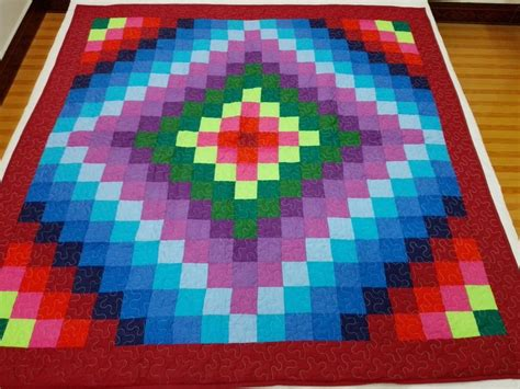 Patchwork Quilt Chords by Size Patchwork Quilt 0027 Ebay