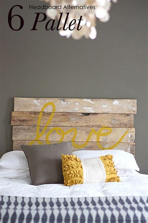 Headboard Alternatives Diy by 10 Headboard Alternatives A Fab Is Decorated